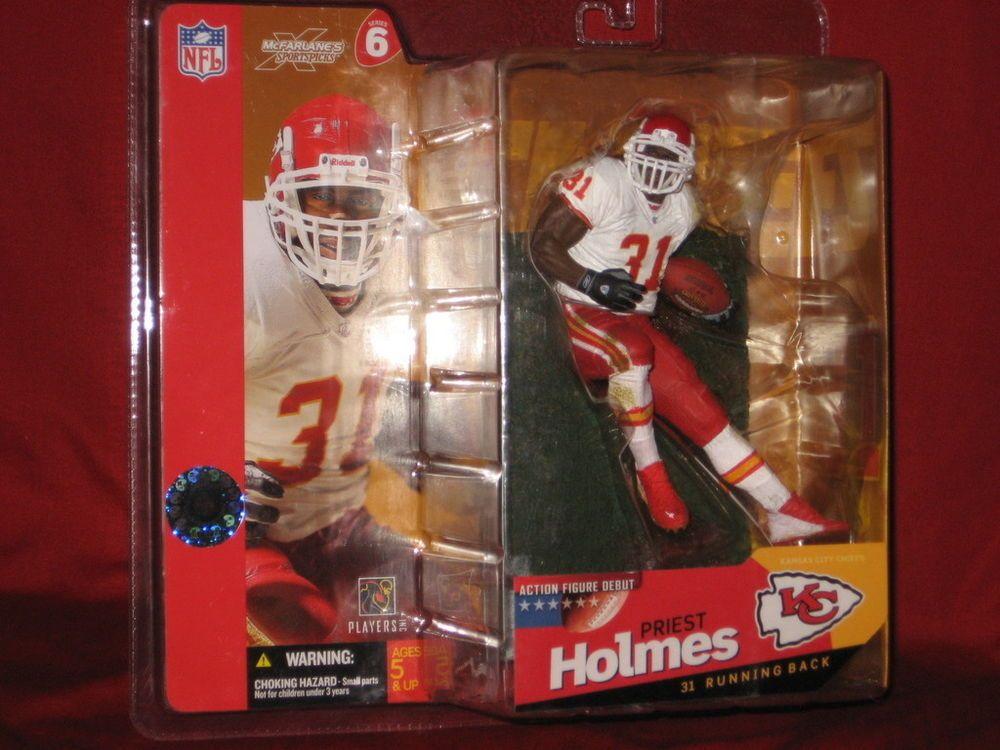 "Jim Plunkett Oakland Raiders Jersey Custom 6/"" Mcfarlane Figure"