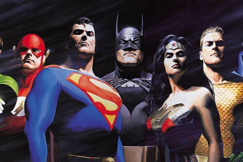 Batman & Robin by Alex Ross | Comic Spotlight | Pinterest .