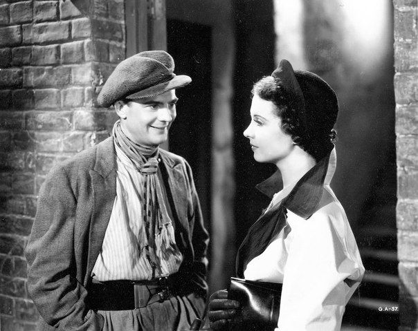 Vivien Leigh With Anthony Holles In Gentlemens Agreement 1935