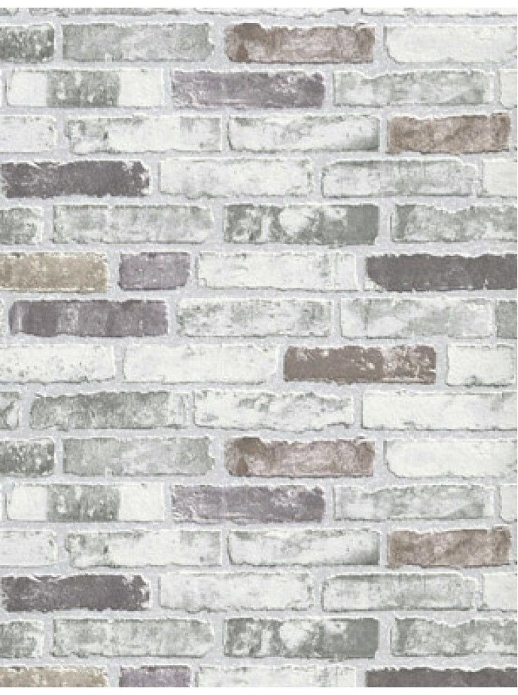 White grey brick wallpaper white grey brick wallpaper is for 57 square meters to feet
