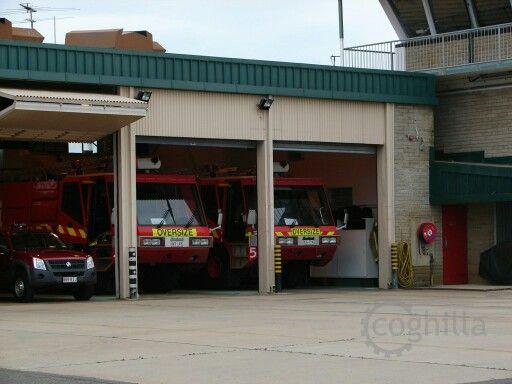 Townsville Airport - ARFF Fire Station | Fire station ...