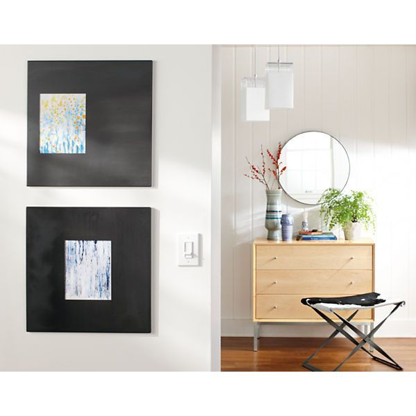 room and board manhattan frame - Google Search | Art & Photography ...