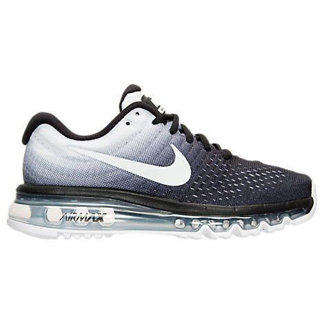 another chance 9f012 c9d3d Women's Nike Air Max 2017 Running Shoes - 849560 849560-010 ...