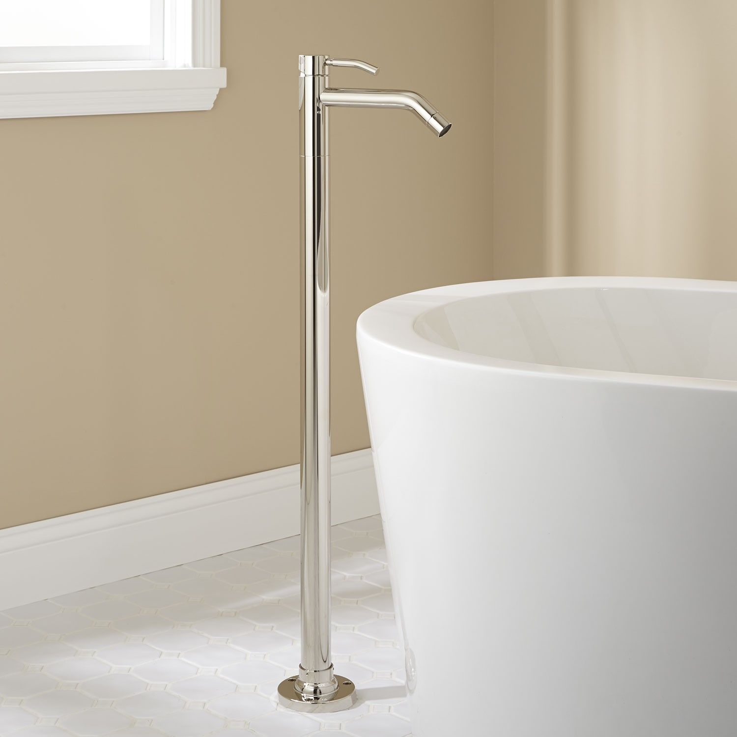 Caol Freestanding Tub Faucet | Betty\'s Master bath | Pinterest ...
