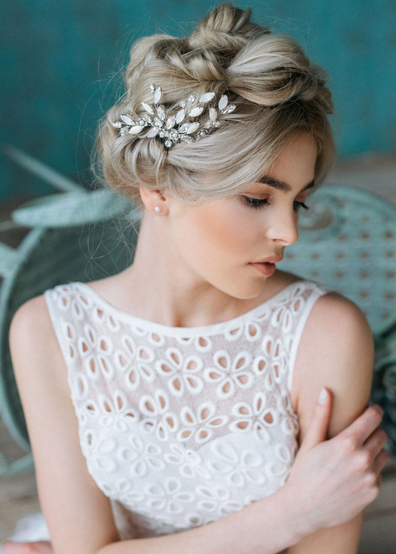 an interview with couture bridal headpieces & accessories designer