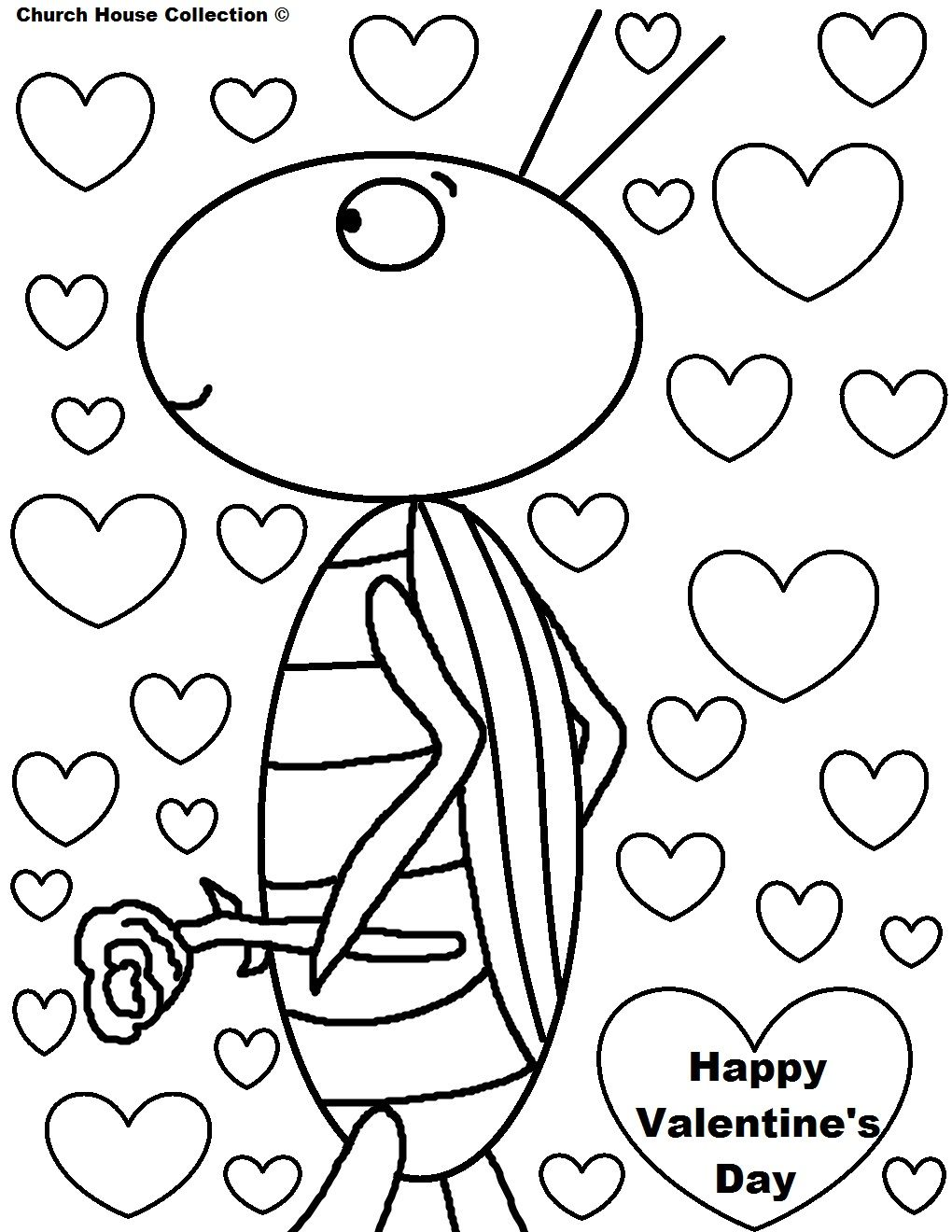 Valentine S Day Coloring Pages For School Teachers Valentines
