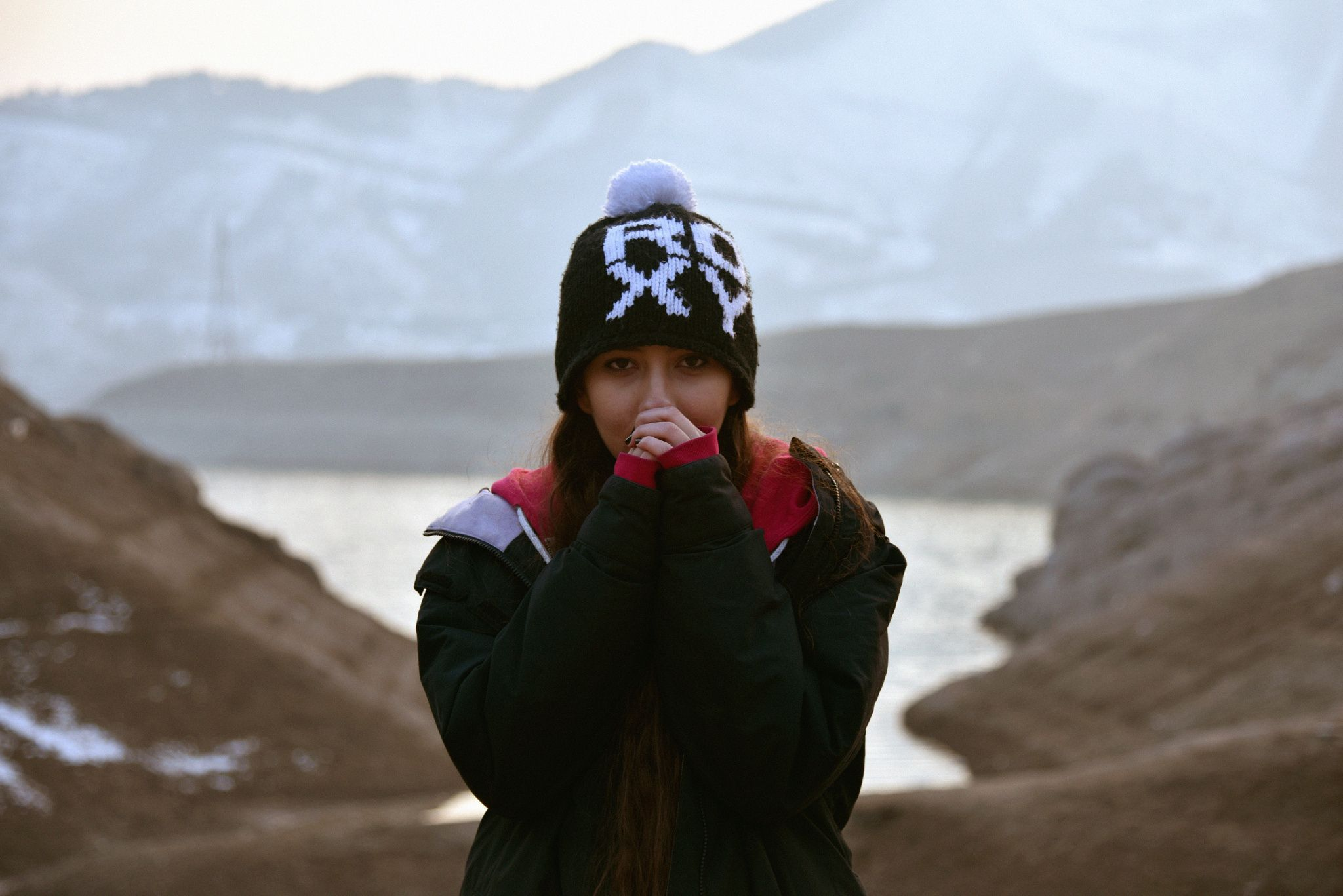 gla·cial - photo by Sepideh Farvardin #500px #portrait #girl #glacial #Mood #icy