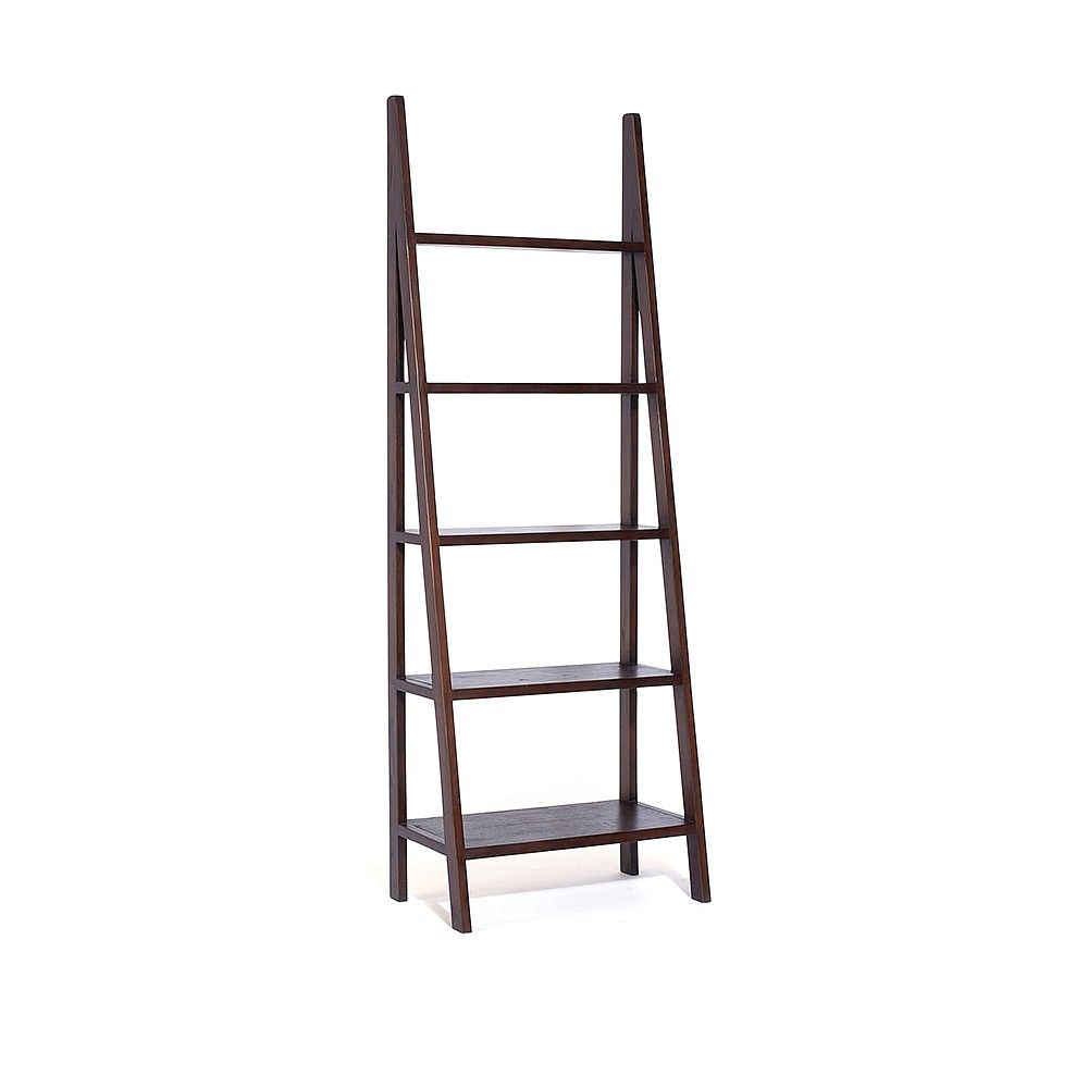 Living Room Translate To Indo: Our Seba Bookcase Ladders Classic Design Is Offset By The
