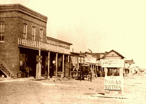 Vintage Texas Photos Patrick F Sughrue 1844 1906 Dodge