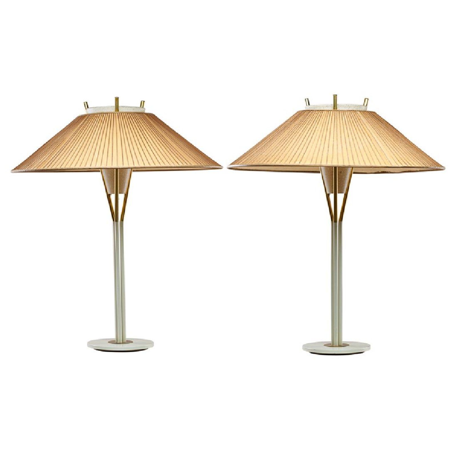 GERALD THURSTON FOR LIGHTOLIER TABLE LAMPS | Lamp, Table