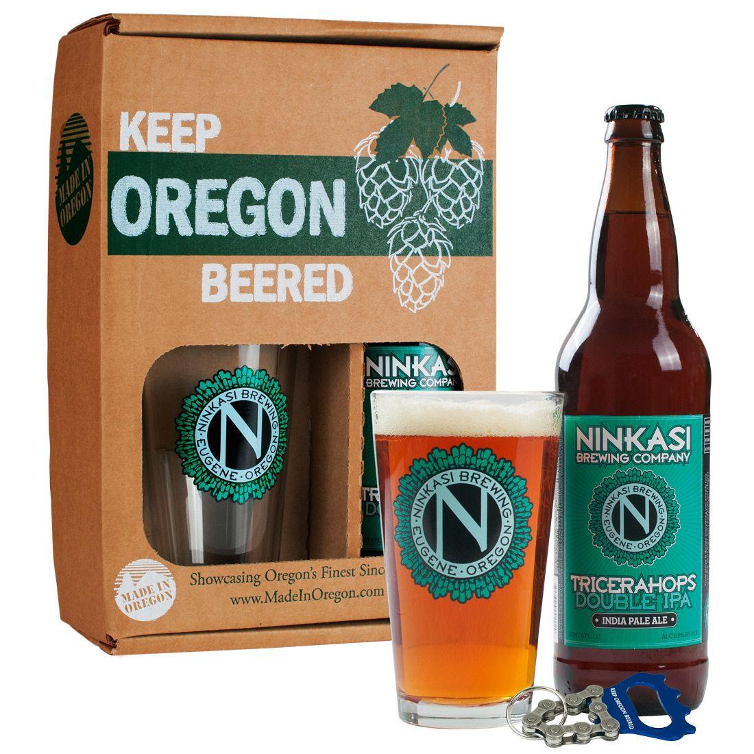 Oregon Craft Beer Gift Baskets