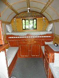 English gypsy caravan gypsy wagon gypsy waggon and vardo - Home interior horse pictures for sale ...
