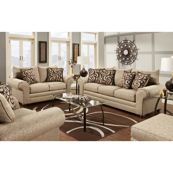 Chelsea Home Astrid Living Room Collection u0026