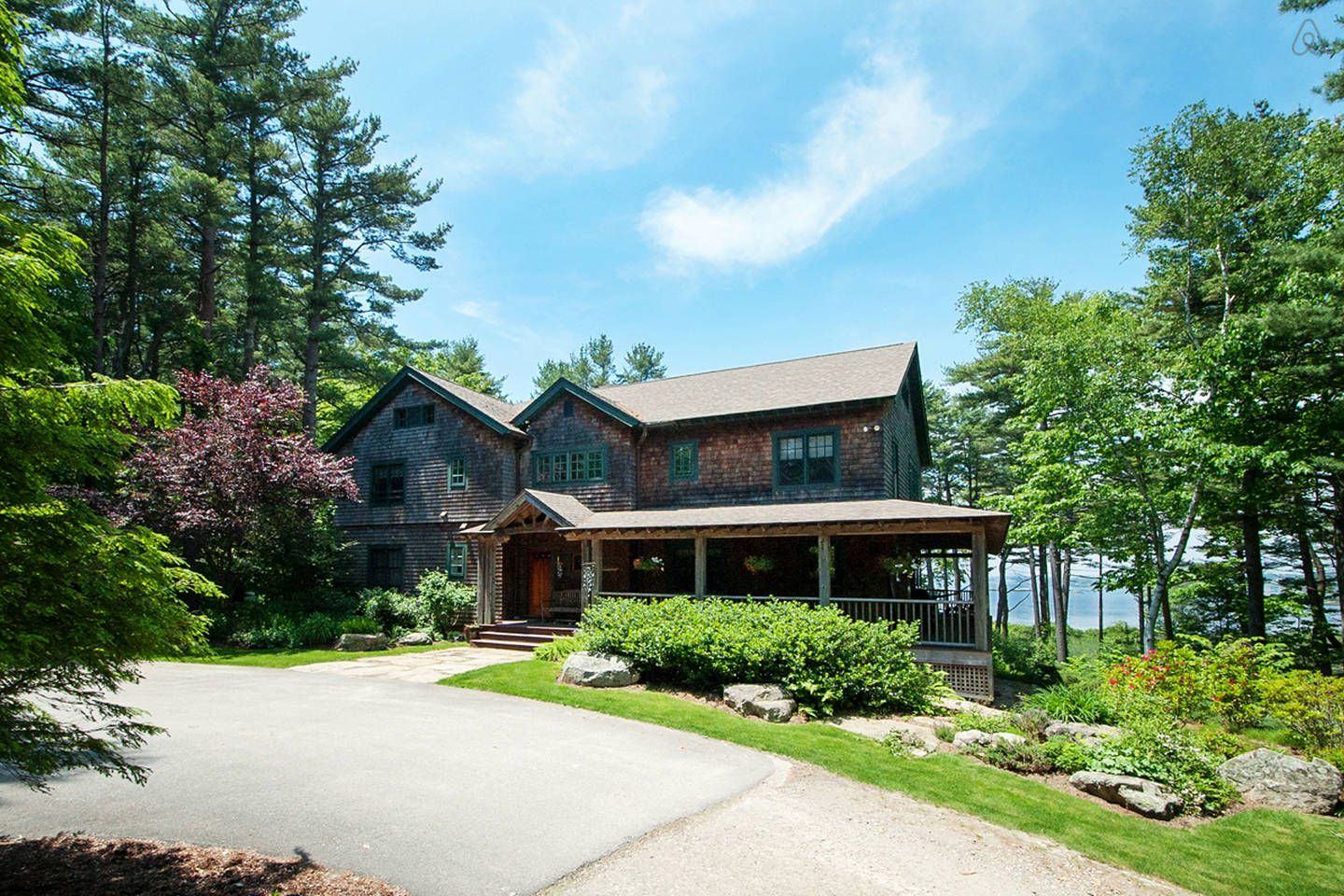 Lovely Waterfront Home With Beach Vacation Al In Portsmouth New Hampshire View More Portsmouthnewhampshirevacationals