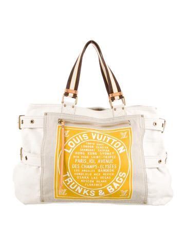 d012871f5f2a Louis Vuitton Globe Shopper Cabas GM Tote