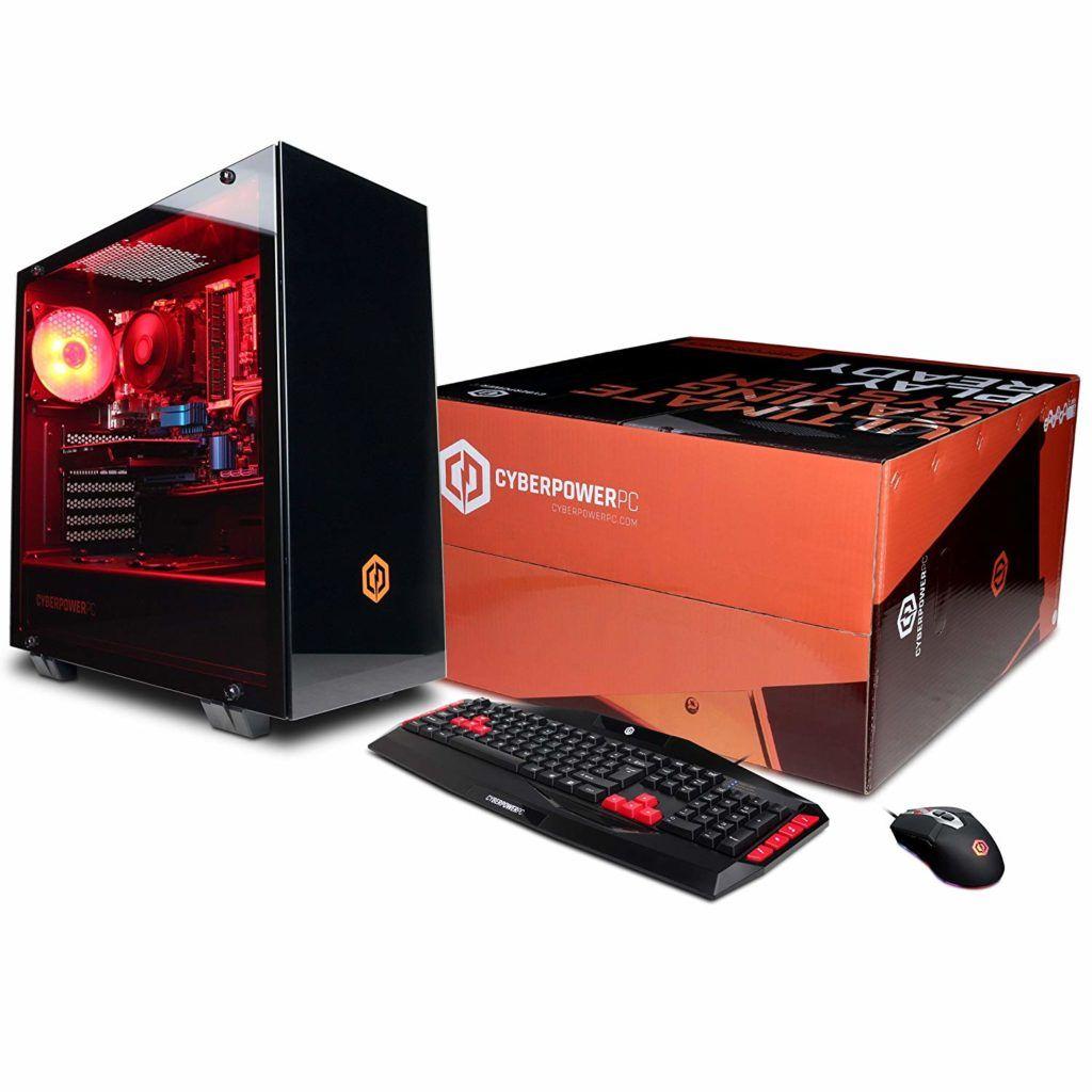 Black Friday Cyberpower Gaming Desktop Deals Black Friday 2019 Gaming Desktop Black Friday