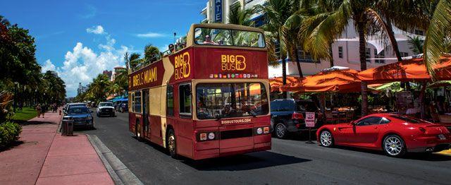 autobús turístico de miami, big bus miami - civitatis