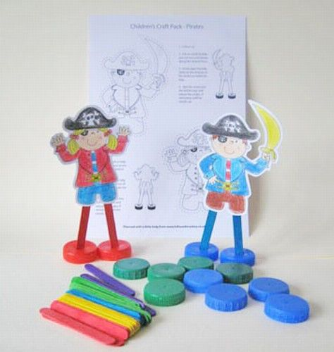 Kids Treasure Hunt Games for Parties by Lello and Monkey