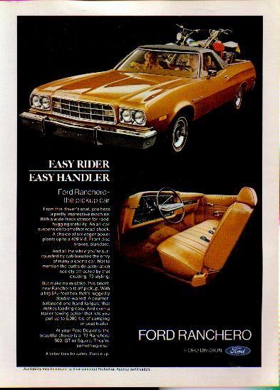 Pin On Ford Ranchero