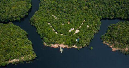 Anavilhanas Overhead In 2019 Amazon River Lodges Amazon Rainforest