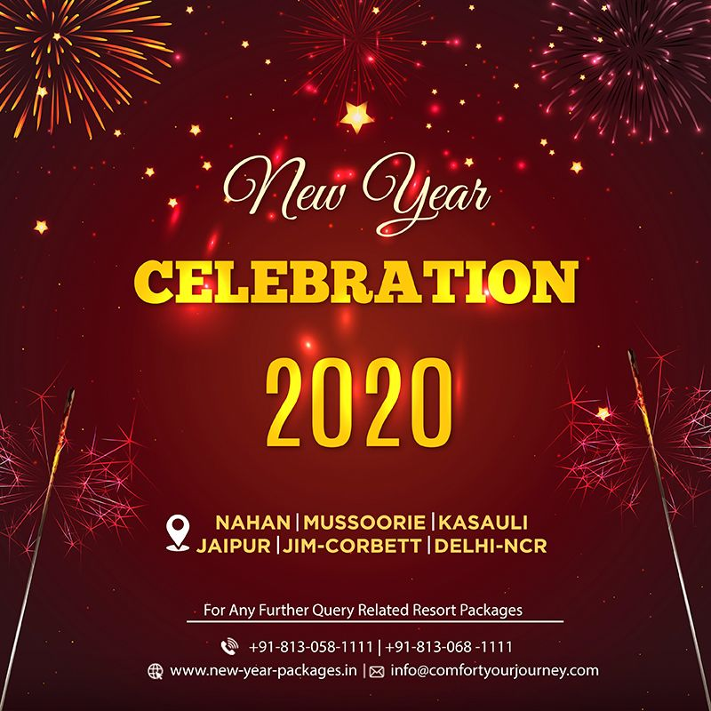 New Year Packages 2020 New Year Party Near Delhi New