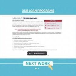 Hello We Are Merchant Advisors Our Loan Services Include Small