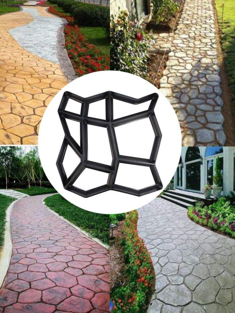 Photo of Make Your Garden Path DIY