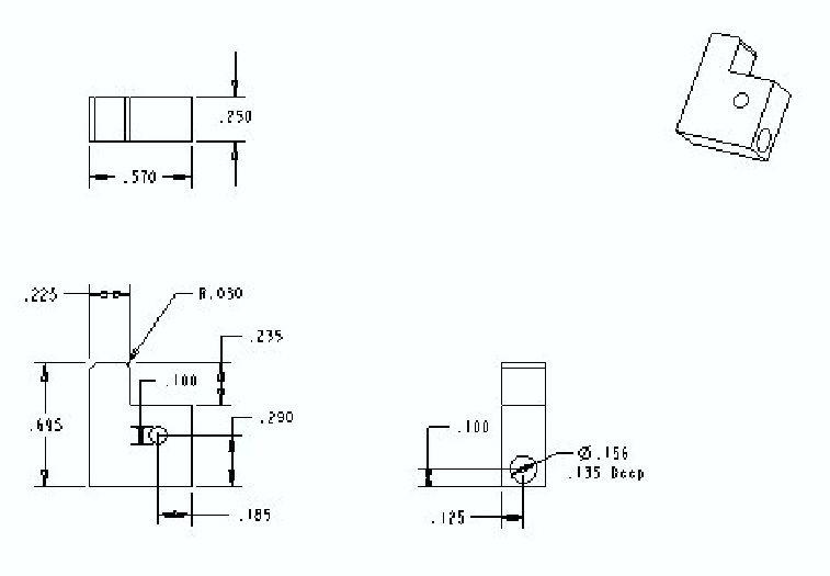AR 15 Drop in Auto Sear DIAS Plans | Guns | Ar parts, Ar15