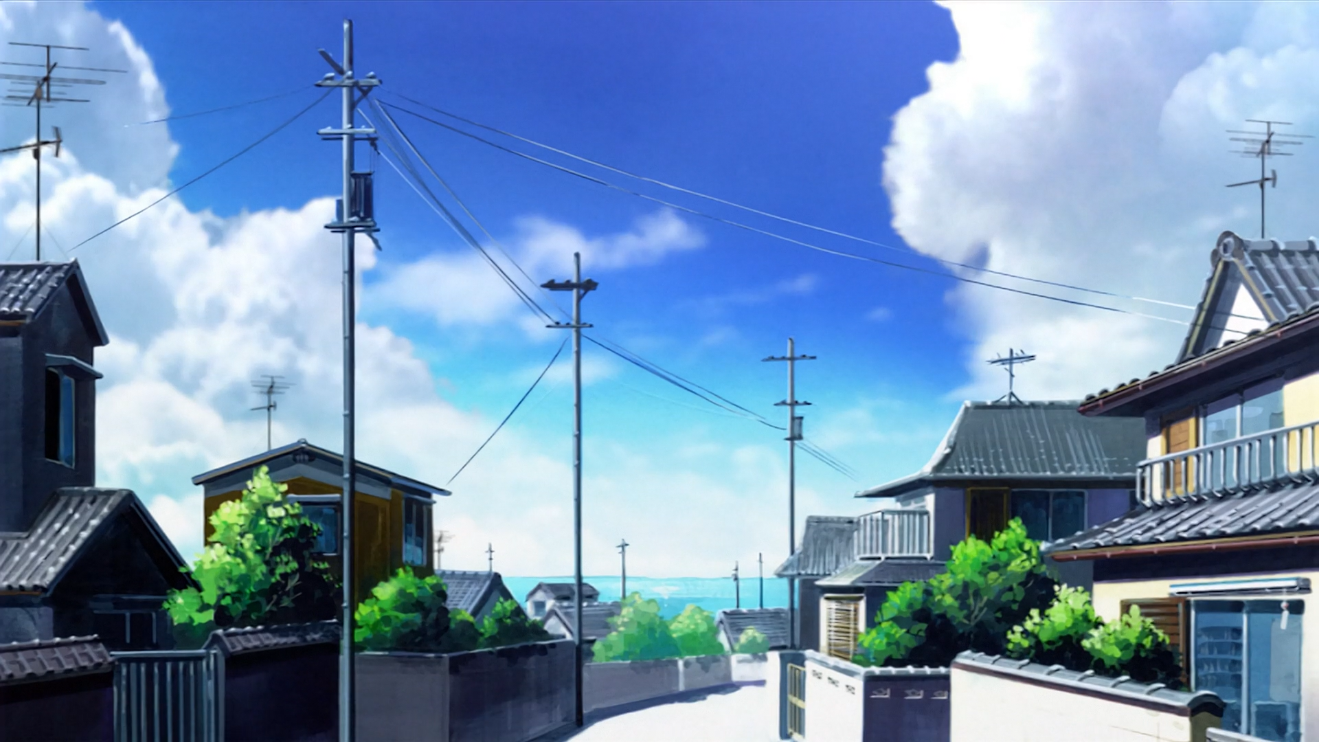 Kyoto Animation Background Art [Air] Need iPhone 6S