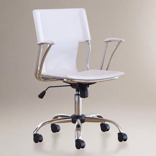 world market desk chair chairpro ethan office white on sale for 69 99 may have to snag this one