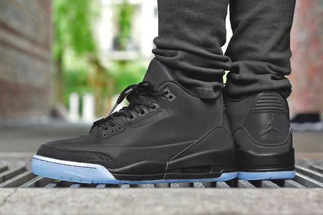 air jordan 5lab3 black 3m jacket