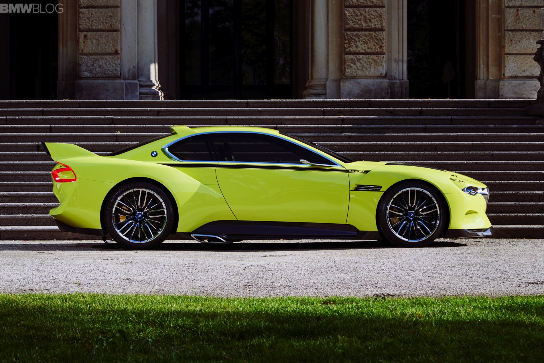 BMW 3.0 CSL Hommage Photos From Concorso d'Eleganza