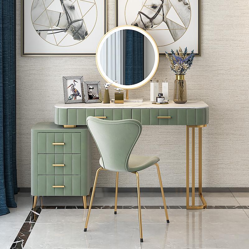 Best Nordic Solid Wood Dressing Table Bedroom Modern Minimalist 400 x 300