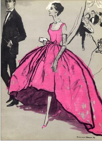 Balenciaga, 1957