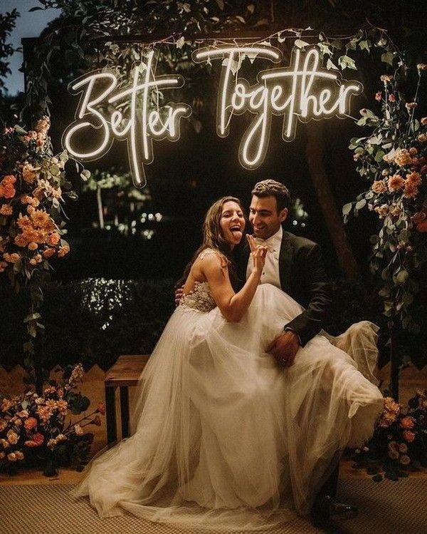 Photo of 20 Incredible Night Wedding Photos