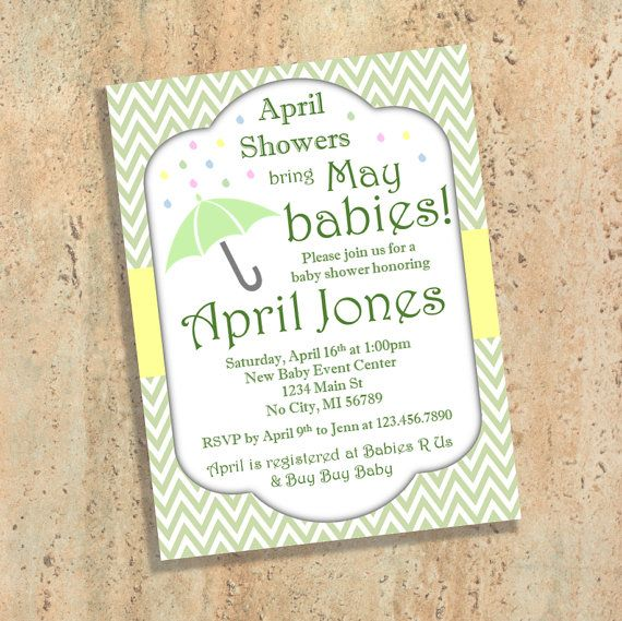 April showers baby shower invitation by bluepandainvitations etsy april showers baby shower invitation by bluepandainvitations filmwisefo