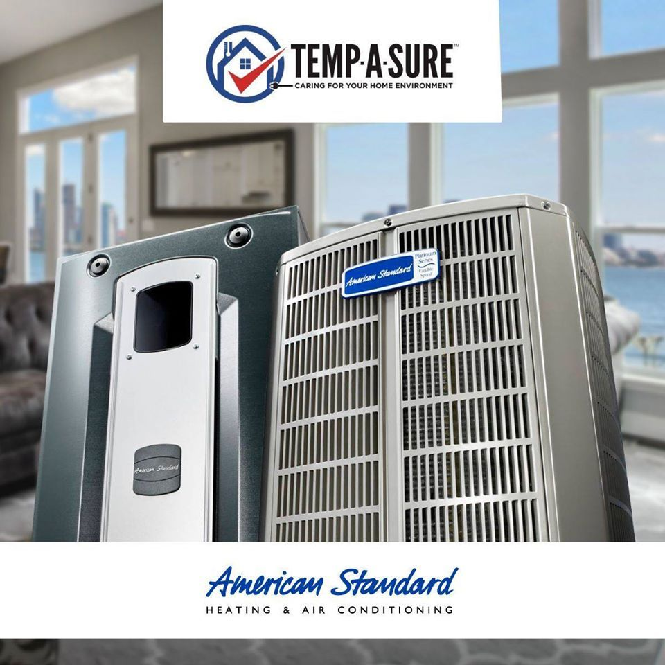 Newly Relaunched Service Menu from TempaSure Heating and