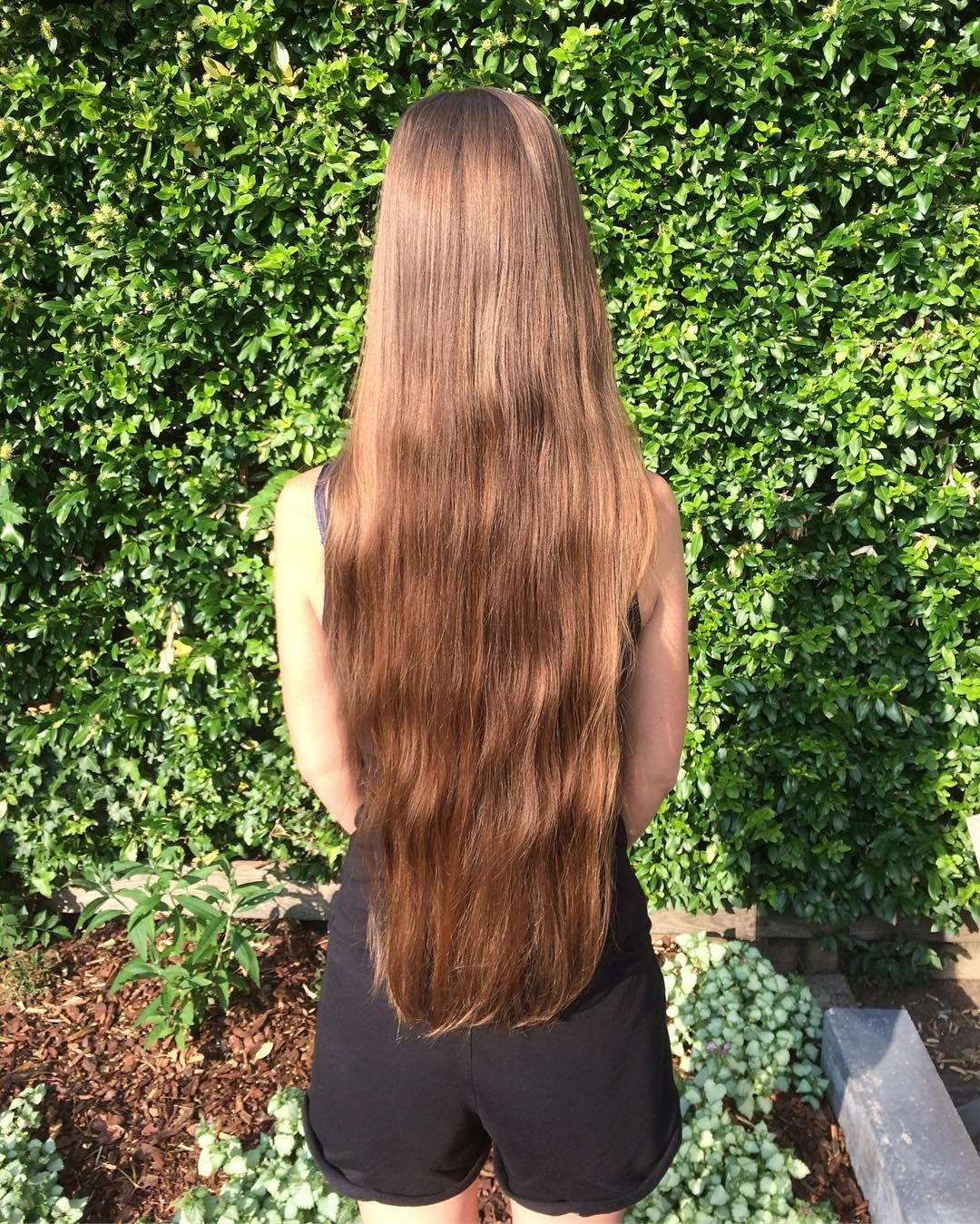 Yay I Hit Tailbone Length My Hair Is 100 Cm The Longest It S