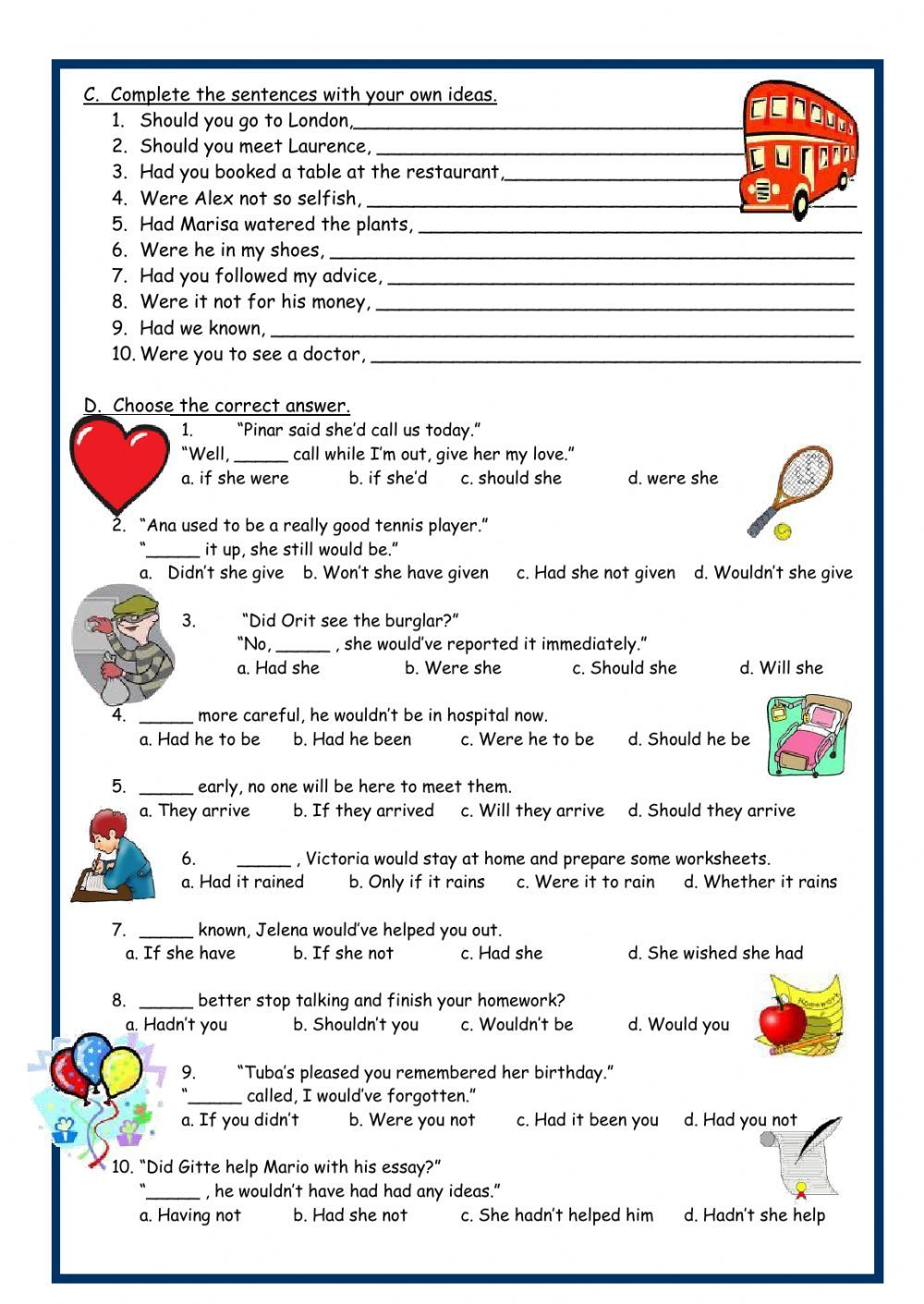 Pin On Preposition Exercises