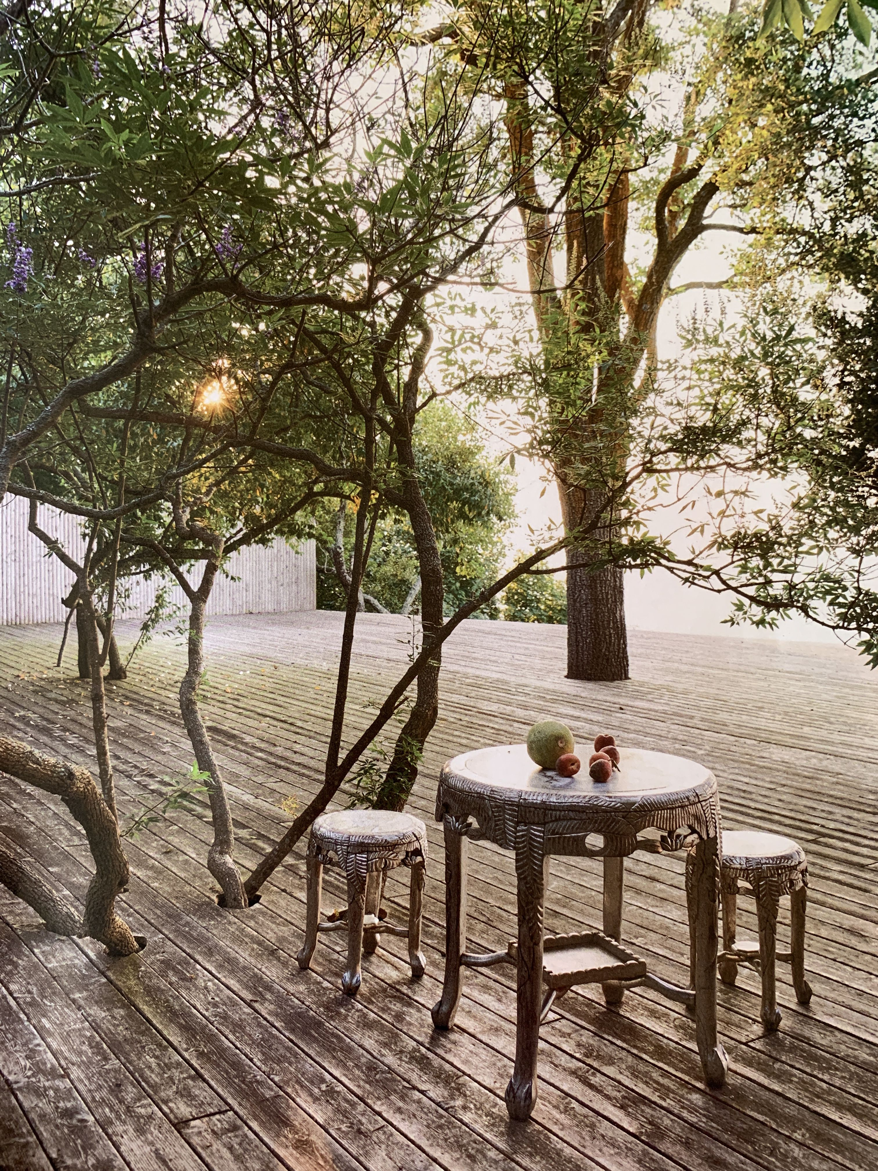 Arch Digest Dec. 2018 Outdoor furniture sets, Outdoor