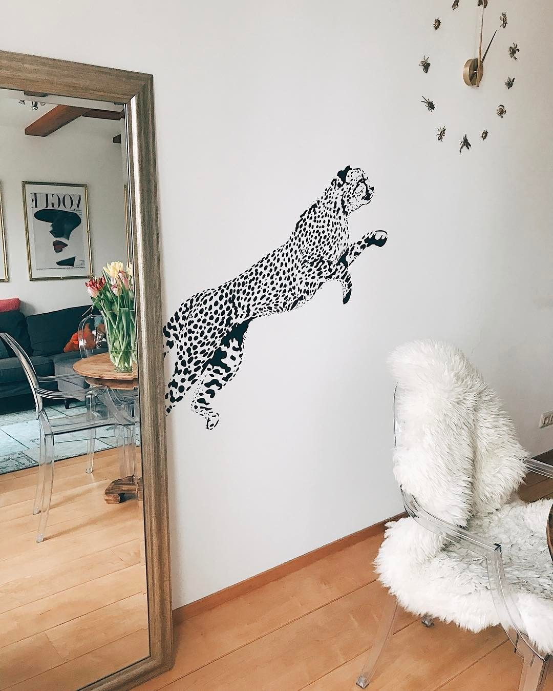 Leopard sticker from Pixers Source @floortjeloves https://www.instagram.com/p/BQ7v7WNAz3W/?taken-by=floortjeloves