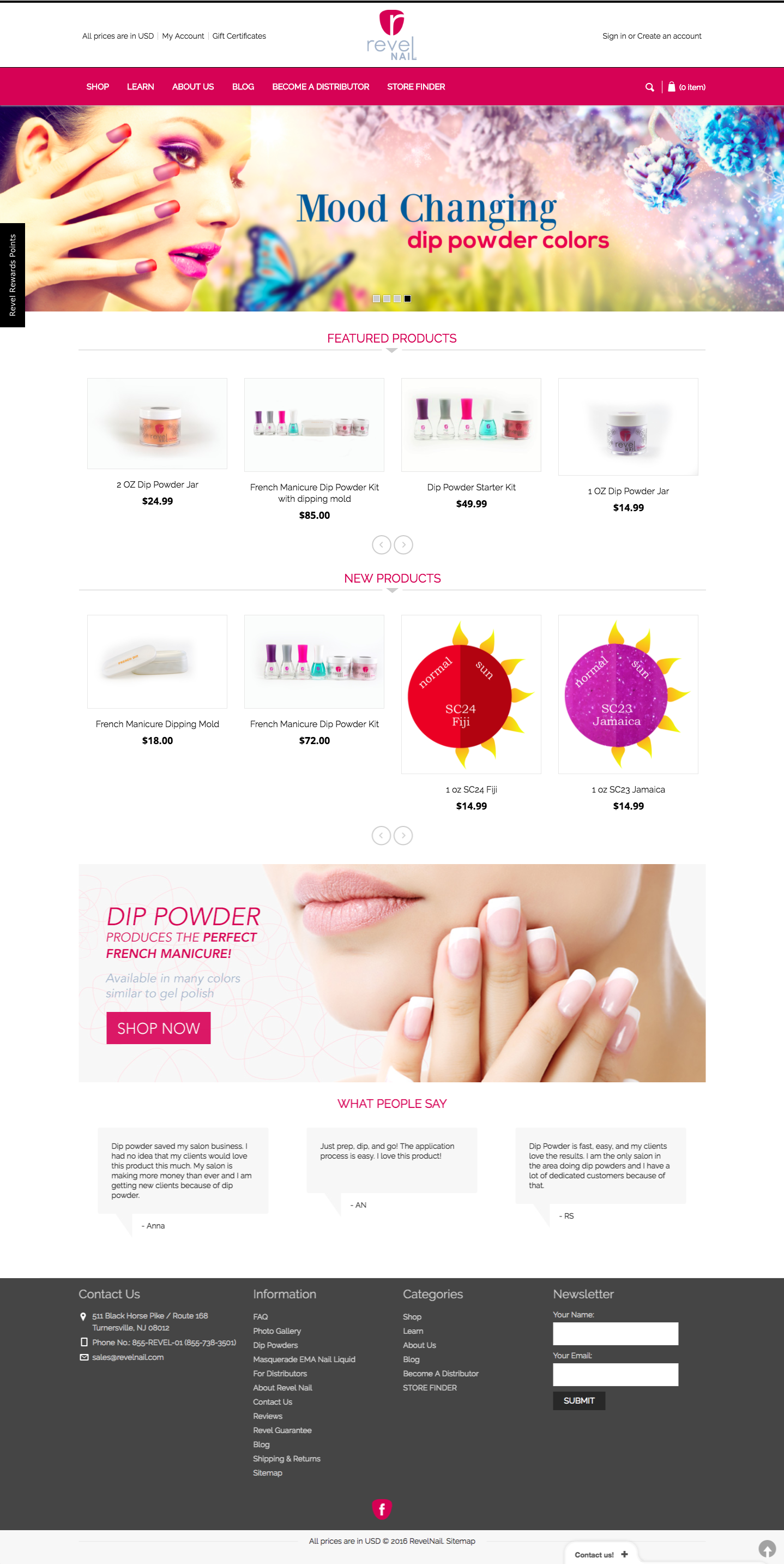 Revel Nail S Revel Rewards Adds A Level Of Sophistication To Their Loyalty Program That Wouldn T Be There Revel Nail Dip Revel Nail Dip Powder Dip Powder Nails