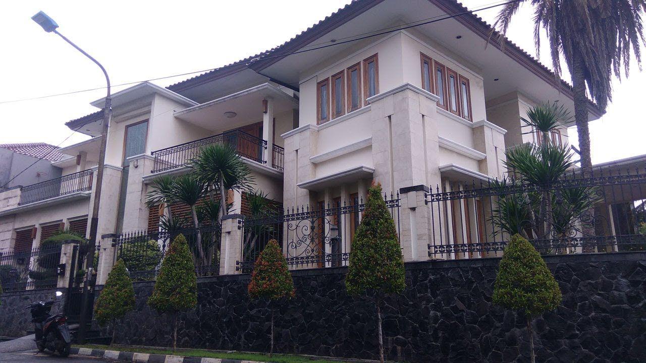 Rumah Mewah Di Lahan 500m Slipi Jakarta Barat Dijual Tanah 500 Bangunan 1000 3 5 Lantai Dalam Komplek Eksklusif Rumahmewah Rum Rumah Mewah Kemewahan Rumah