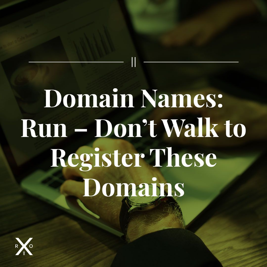 Domain Names Run Don T Walk To Register These Domains Names Domain Registered