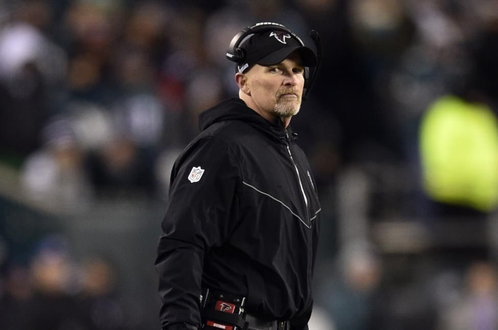 Falcons Dan Quinn Not Ready To Give Up On Season Latest Sports News Quinn Sports News