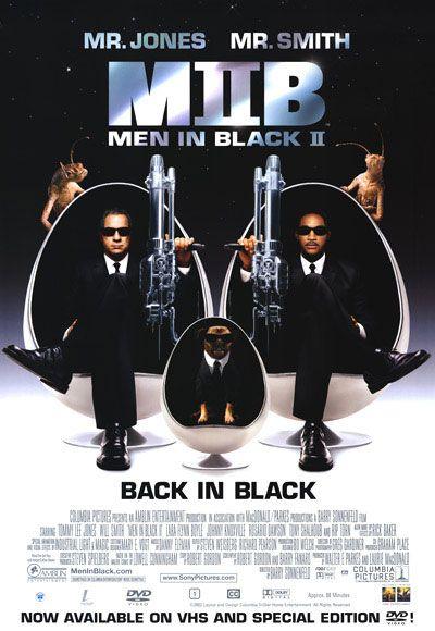 Men In Black II (2002) | I movie, 2 movie