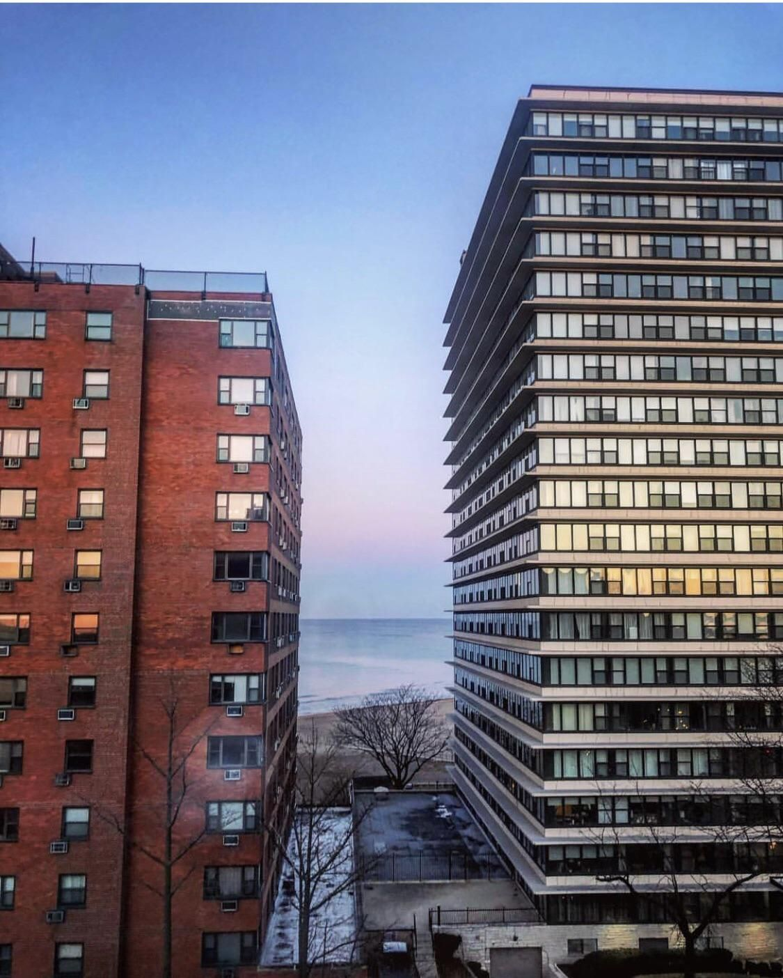 New Apartment Buildings Chicago: View From My Apartment In Chicago IL #city #cities