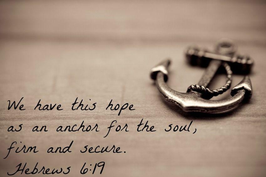 Explore Anchor Bible Verses, Bible Scriptures, And More!