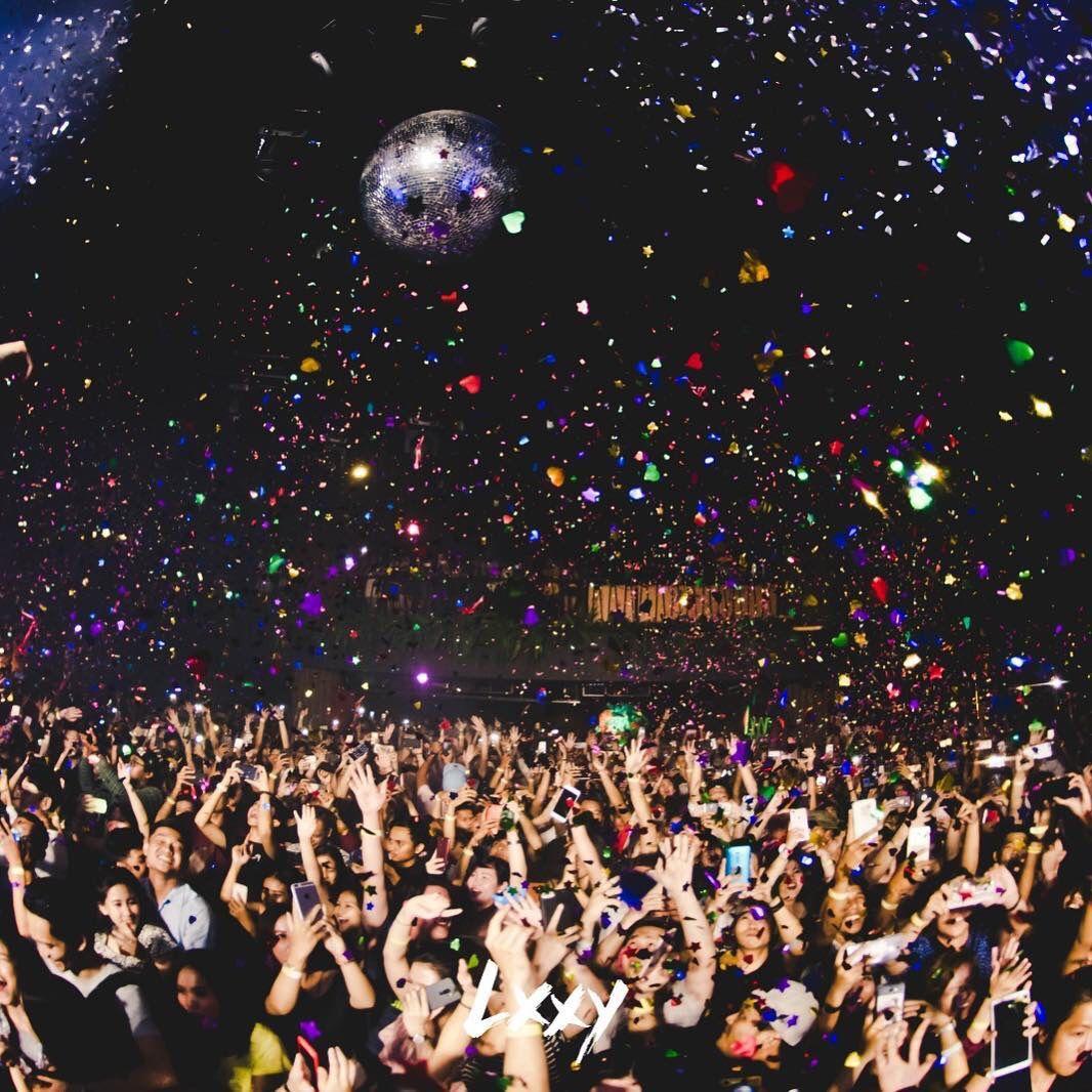 Rekomendasi Tempat Wisata Hiburan Malam Bali Lxxy Nightclub