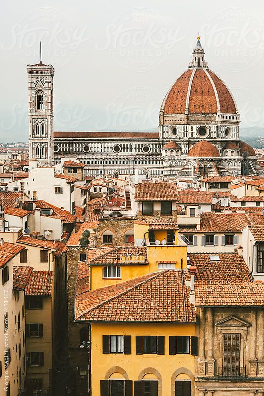 The Florence Cathedral, Italian Renaissance Architecture by Giorgio Magini